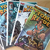 Classic Tomb Raider Comics Bundle