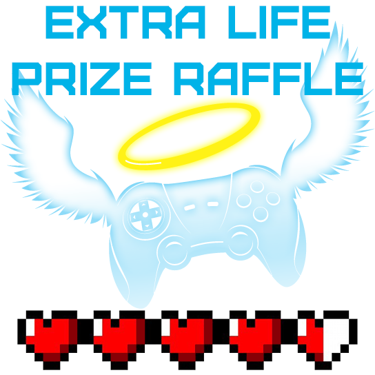 Enter Our Extra Life Prize Raffle