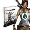 Tomb Raider Strategy Guide with Lara's Amulet