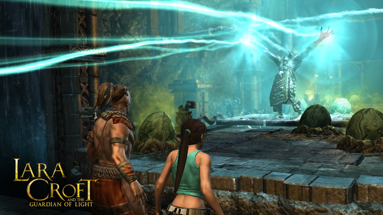 Lara Croft and the Guardian of Light Lara Croft and the Guardian of Light Info and Walkthrough Stella39s