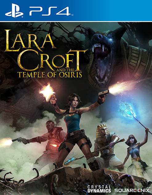 Lara Croft and the Temple of Osiris for PlayStation 4