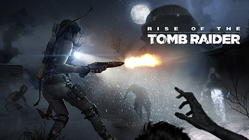 Rise of the Tomb Raider Cold Darkness Awakened DLC