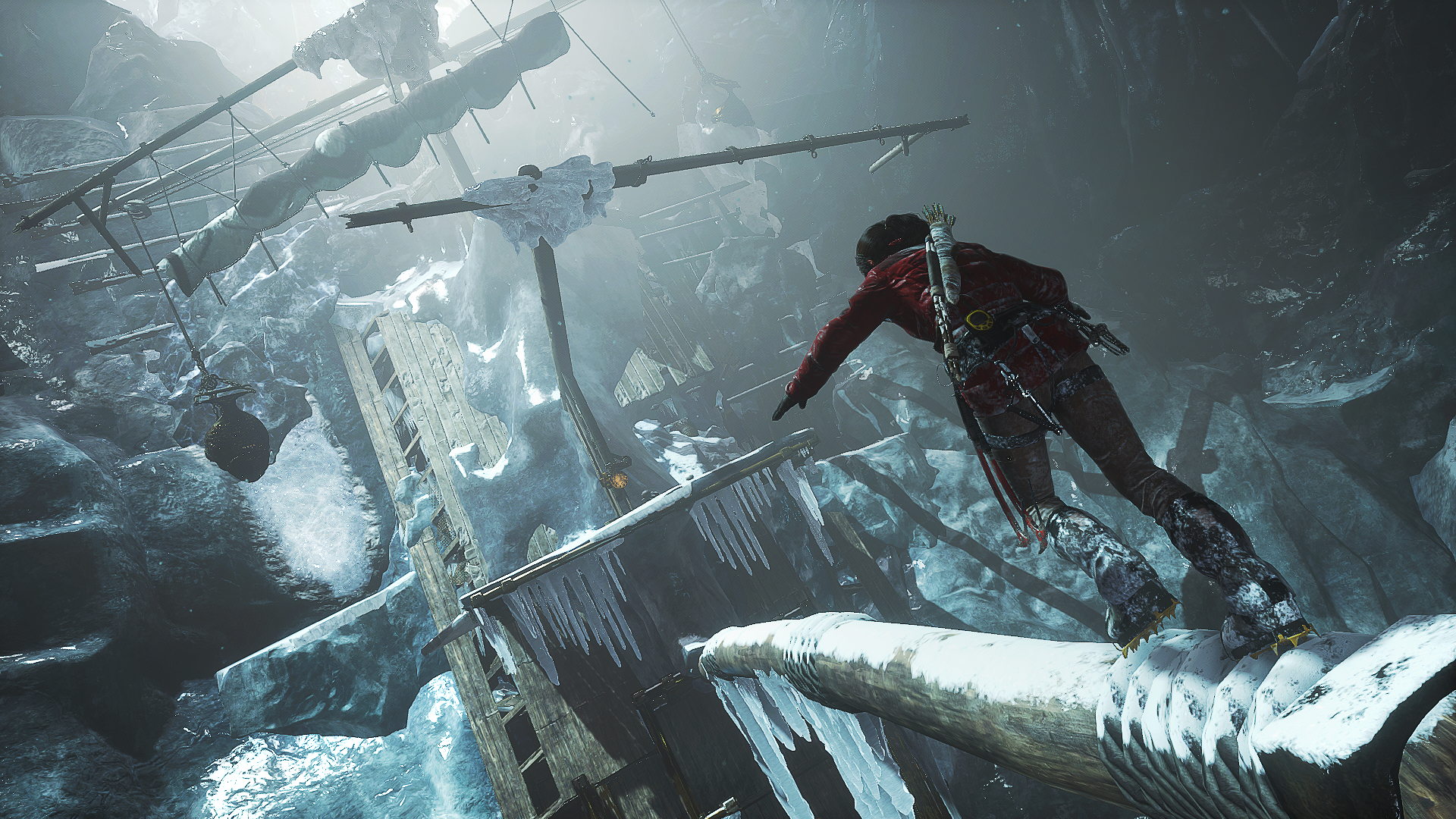 Rise of the Tomb Raider mostrará unos gráficos aún mejores