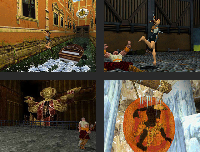 Tomb Raider 2 Game Info And Walkthrough Stella S Site