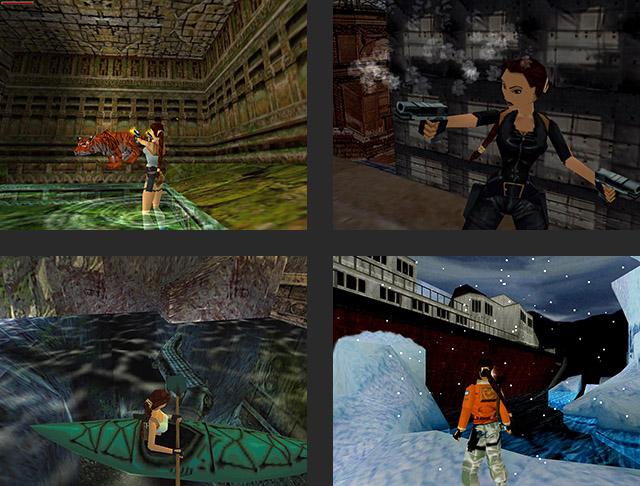 Tomb Raider 3 Game Info And Walkthrough Stella S Site