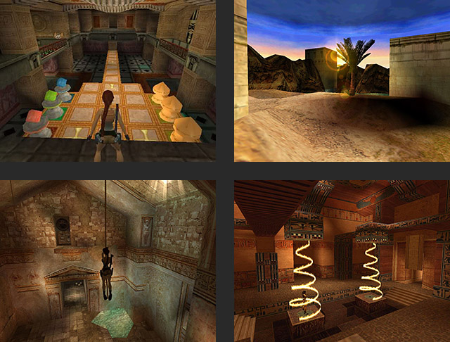 tomb raider 20 anniversary guide