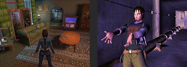 Angel Of Darkness Screenshots