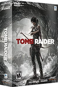 TOMB RAIDER for Macintosh from Feral Interactive