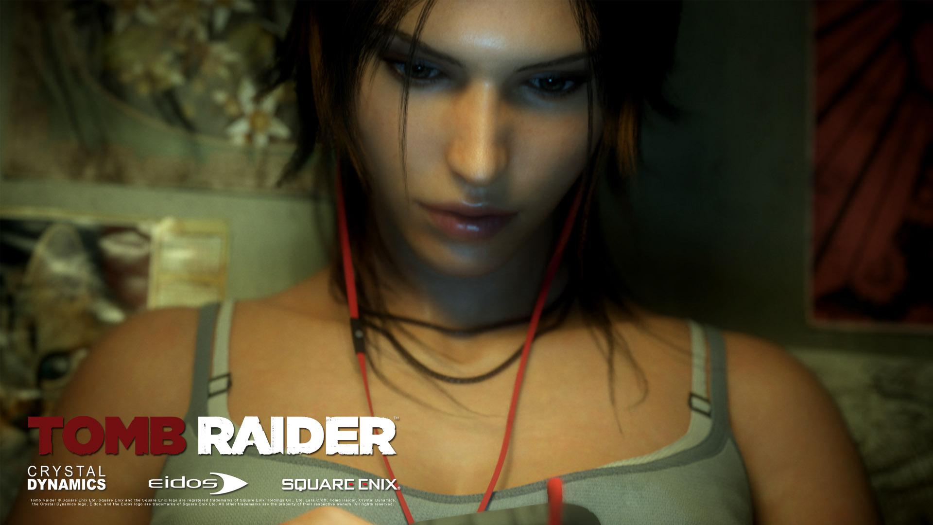 Картинки Lara Croft Tomb Raider Лара Крофт на рабочий