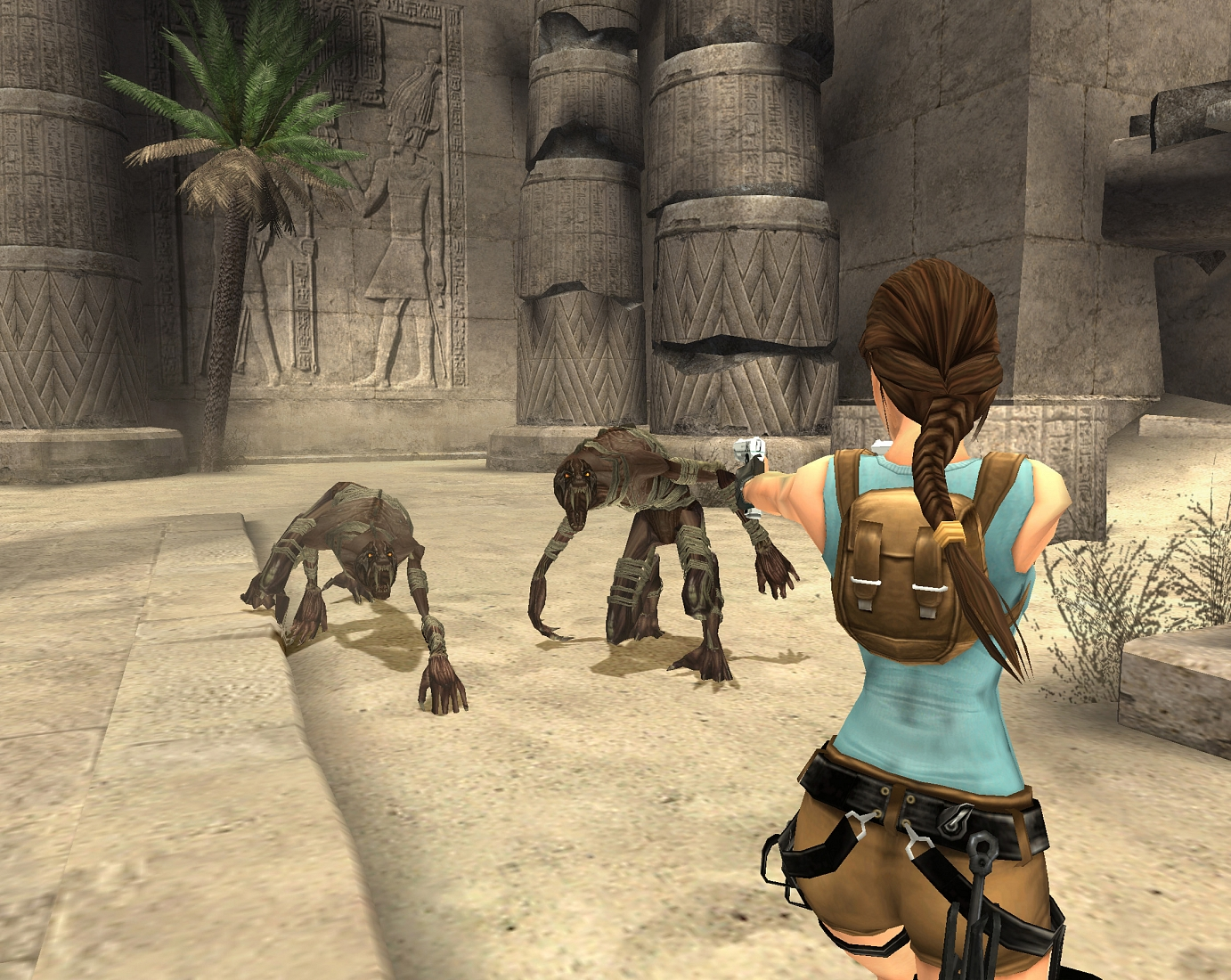Tomb Raider Anniversary Game Info And Walkthrough Stella S Site