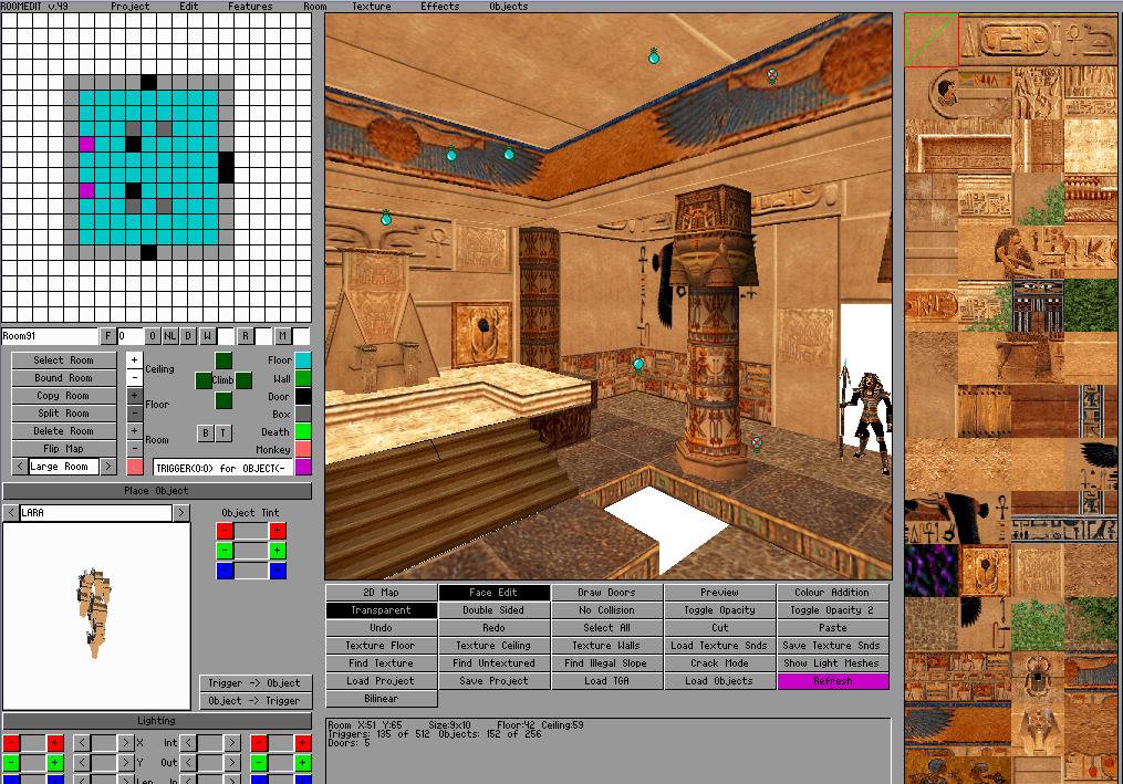 Tomb Raider Level Editor | Stella's Site