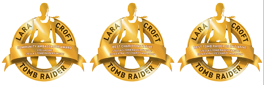 Official Tomb Raider Fansite Awards