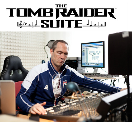 Stella's Tomb Raider Blog: Nathan McCree Announces The Tomb Raider Suite