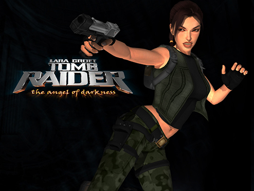 Tomb Raider: Angel of Darkness render by Raidergale