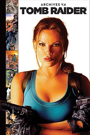 Tomb Raider Archives - Collecting all the classic Top Cow Comics