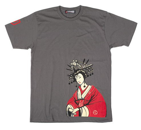 TOMB RAIDER Queen Himiko T-Shirt from the Official Tomb Raider Store