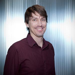 Crystal Dynamics Senior Art Director Brian Horton