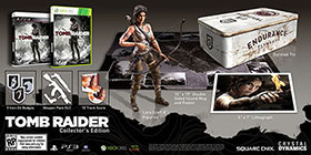 Tomb Raider Collector's Edition Game