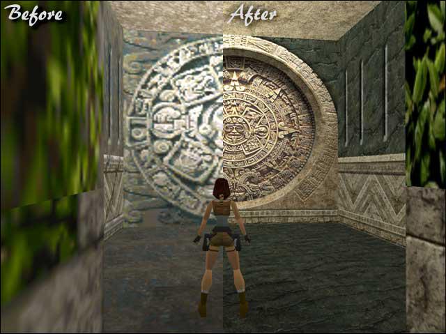 Stella S Tomb Raider Blog Play Tomb Raider 1 In Hd With Glidos Free