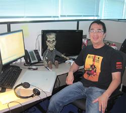 LCGOL Senior Artist Kam Yu