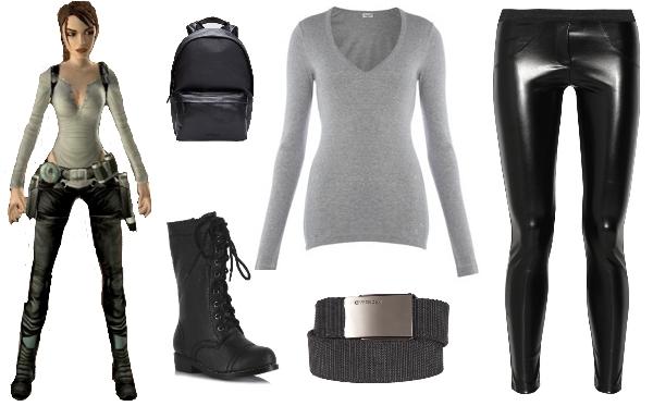 Stellas Tomb Raider Blog Quick Last Minute Tomb Raider Halloween