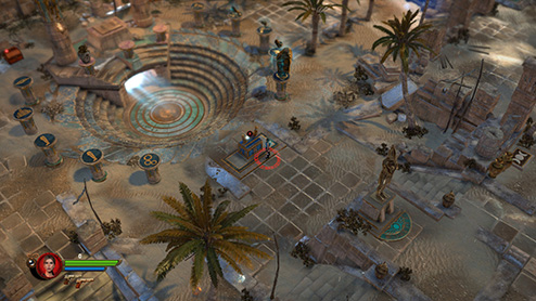 Lara Croft and the Temple of Osiris Community Chest screenshot