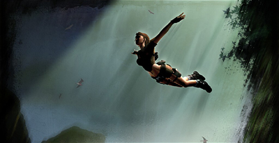 Tomb Raider Legend wallpaper - click for full-size image