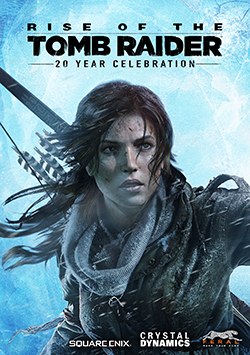 Rise of the Tomb Raider 20 Year Celebration for macOS and Linux box art