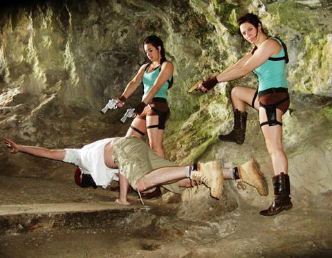 Team Tomb Raider