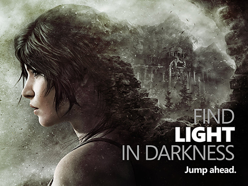 Rise of the Tomb Raider - Find light in darkness