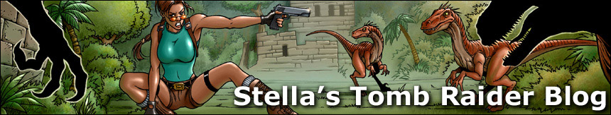Stella's Tomb Raider Blog