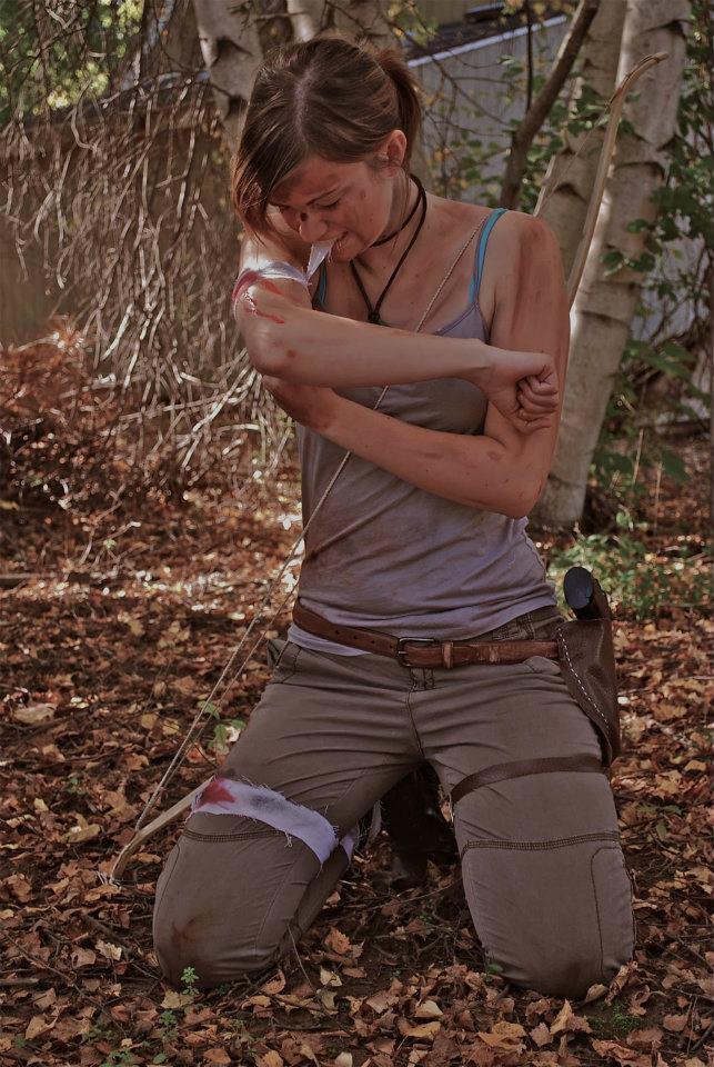 Stella S Tomb Raider Blog Creating Your Own Lara Croft