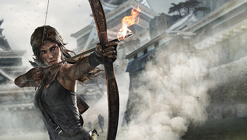 Tomb Raider: Definitive Edition render