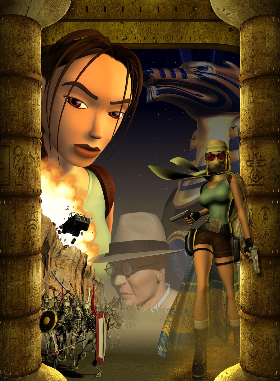 Tomb Raider - The Last Revelation(Clásico)[PC/ISO]