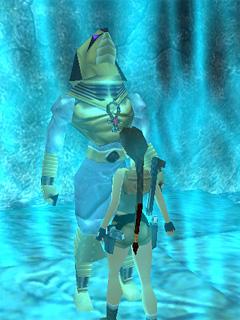 Horus in The Last Revelation