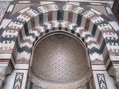 Archway in the Citadel of Salah Al-Din
