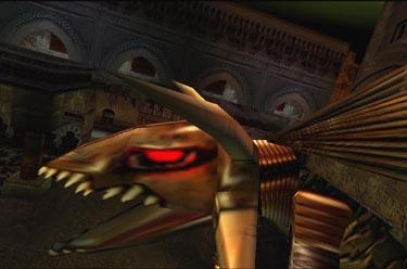 Tomb Raider Last Revelation cut scene