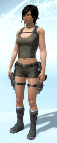 Lara Croft PS3 Avatar