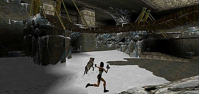 Caves - Tomb Raider 1