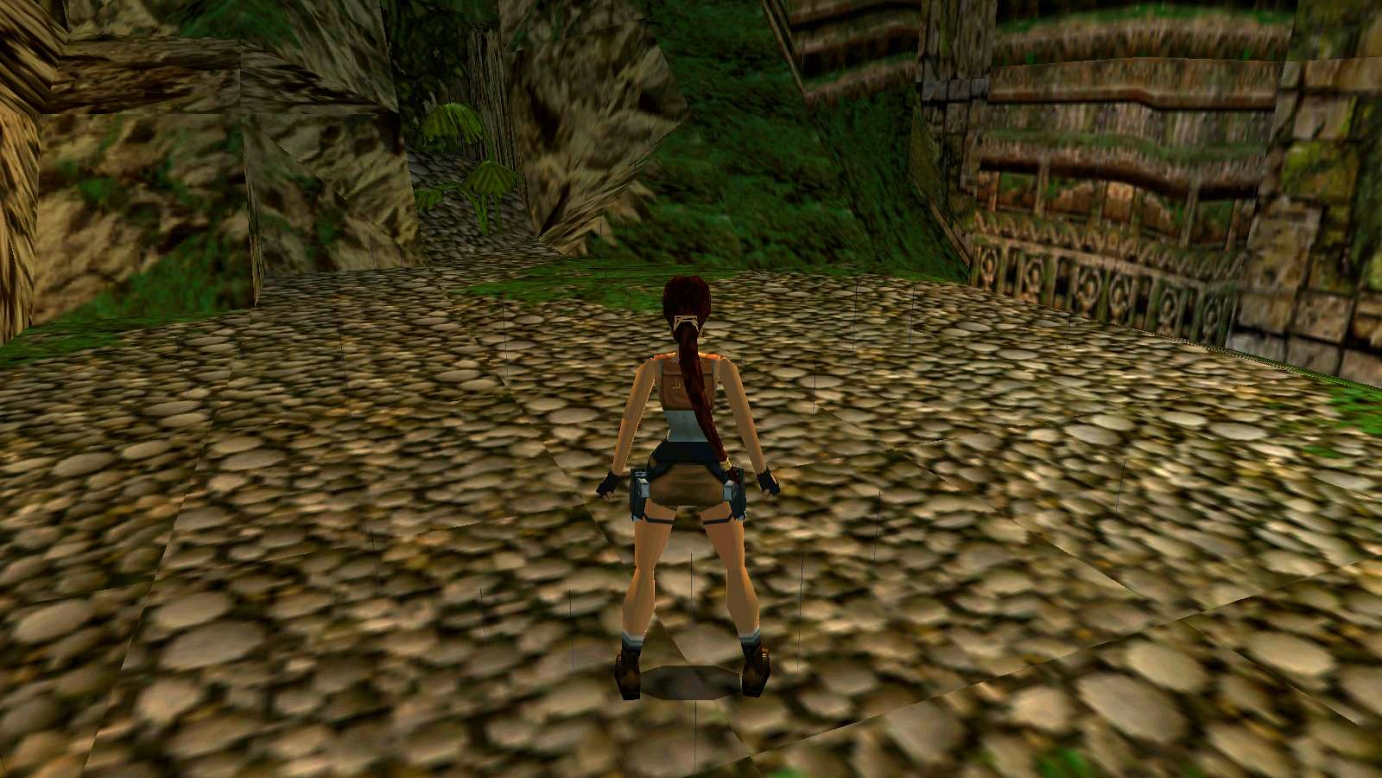 Tomb Raider 2 3 4 Widescreen Patch
