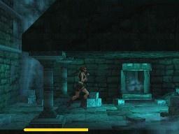 tomb raider underworld nintendo ds screenshots return to tomb raider