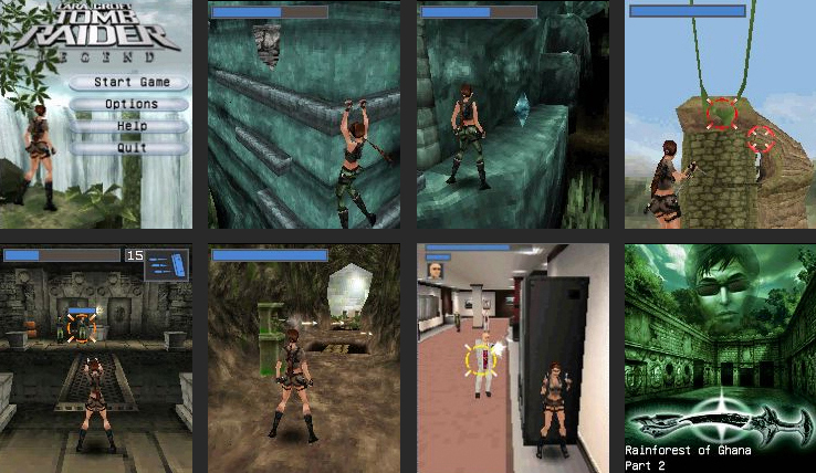 Image result for Tomb Raider Mobile