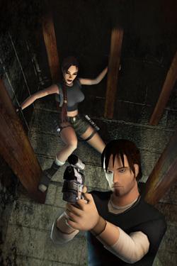 Lara y Kurtis [Tomb Raider Angel of Darkness] audio +18 Lara-kurtis