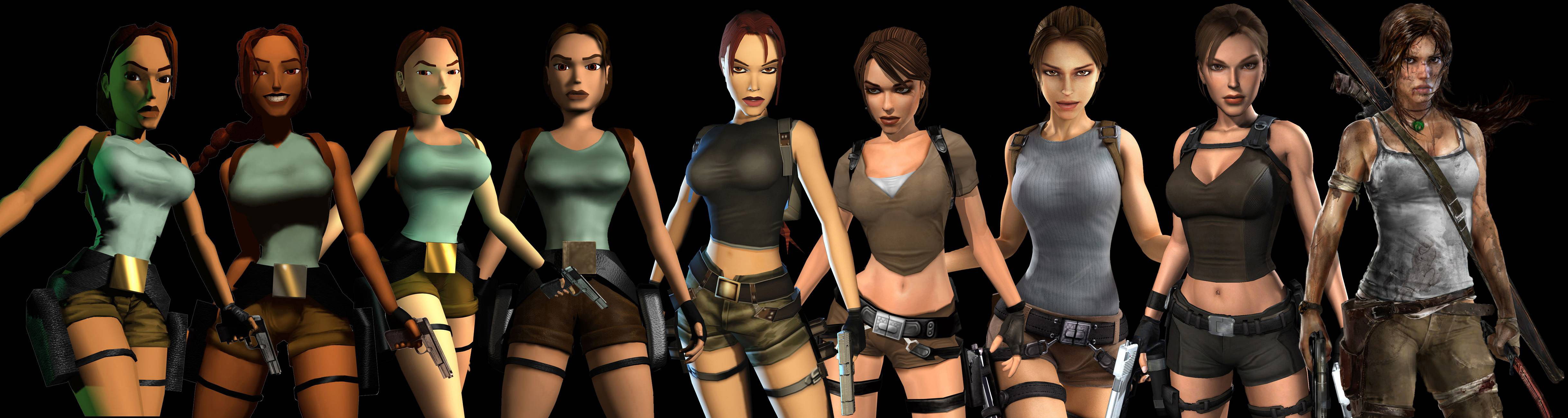Tomb Raider Timeline Stella S Site