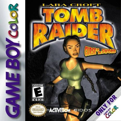Tomb Raider Game: Tomb Raider For Game Boy And Game Boy Advance