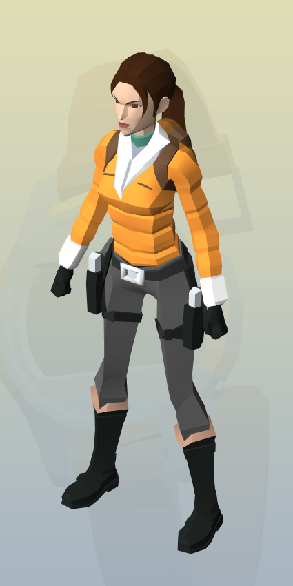lara croft go unlockable outfits costumes. Black Bedroom Furniture Sets. Home Design Ideas