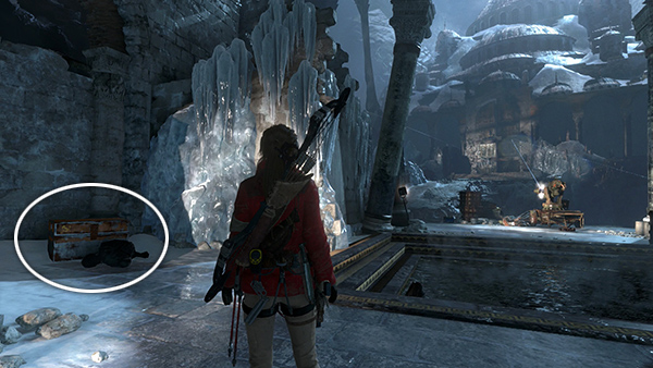 Area 6 Abandoned Mines Rise Of The Tomb Raider Walkthrough