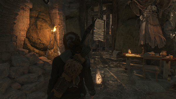 Rise Of The Tomb Raider Baba Yaga Dlc Gate Puzzle In
