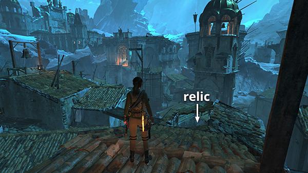 Lost City Relics Rise Of The Tomb Raider Stella S Tomb Raider Site
