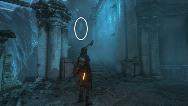 Area 13a The Lost City Part 1 Rise Of The Tomb Raider Walkthrough